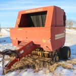 Picture: NH 660 Round baler