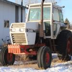 Picture: Case 2290 Diesel tractor