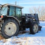 Picture: Lamborghini 1060 VDT tractor