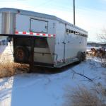 Picture: 2004 Mustang stock trailer