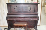 1915 Antique Fabel Player Piano