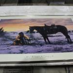 Tim Cox Framed Print