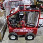 NEW Magnum 4000 High Pressure hot water sprayer
