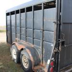 Charmac Livestock Trailer