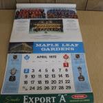 Lot C : 1970-1971 Lester Patric Memorial Cup - Calder Cup - Adams Cup Winners