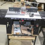 Master Grip Router /Table
