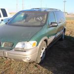 2000 Pontiac Montana