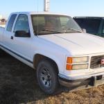 1996 GMC 2500 Sierra