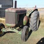 John Deere # 60 Gas Tractor