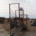 Adjustable loading chute