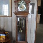 Tempus Fugit Grand Father Clock