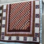Hand Made Coverlet