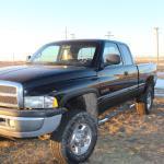 2001 Dodge Ram Diesel 2500
