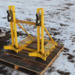 Forklift 2 Barrel lift