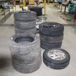 Assorted Tires and Rims