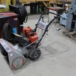 Sears Snowblower /electric start / chains