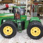 JD 9620 Remote Tractor