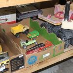 Tonka Toy Flats and Sandbox toys
