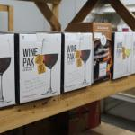 Red and White wine kits