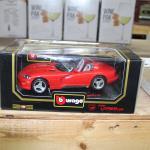 Dodge Viper 1:18 scale