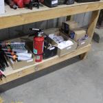 Fire Extinguisher / gas detectors / concrete screws