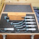 6 piece Micrometer set 1
