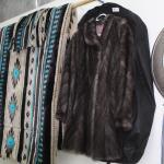 Ladies Mink Fur Coat ( Medium )
