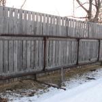 Free Standing Wind Panels