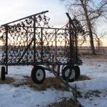 2007 Westward/Delta Chain Harrows