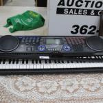 Optimus Electric Keyboard