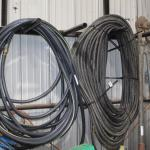 Heavy Electric Cable and Hose
