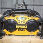 Dewalt Shop Radio