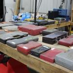 Large Selection of Organized parts and Tools