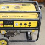 Champion 6250 Generator
