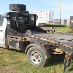 2008 Dodge Bale Truck w/ CBI deck