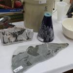 3 Pc. Stone Etchings