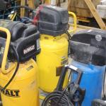Various Air Compressors