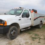 2000 Ford F450 Service Truck
