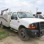2000 Ford Service truck