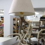 NEW White Tail shed lamp