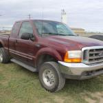 2000 F250 Ford