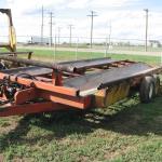Morris 800 bale wagon